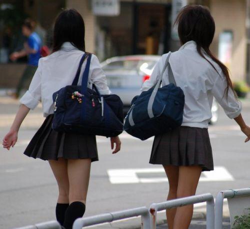 【三次・画像あり】 街で見かけた後ろ姿のJKって(*´Д`)ハァハァしちゃうよね! 54枚 part.28 No.15