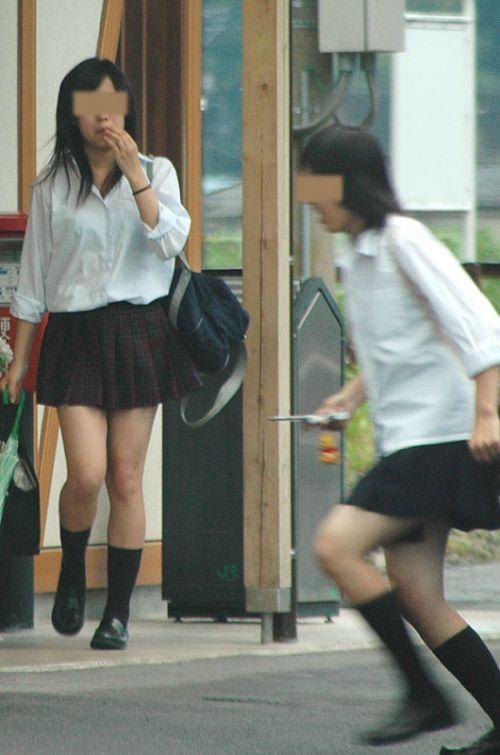 【三次・画像あり】 街で見かけた後ろ姿のJKって(*´Д`)ハァハァしちゃうよね! 54枚 part.28 No.21