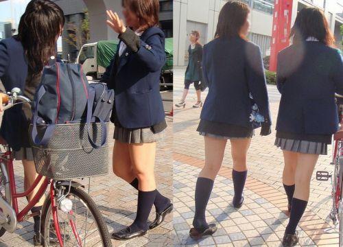 【三次・画像あり】 街で見かけた後ろ姿のJKって(*´Д`)ハァハァしちゃうよね! 54枚 part.28 No.22
