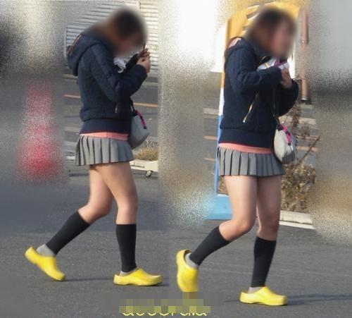 【三次・画像あり】 街で見かけた後ろ姿のJKって(*´Д`)ハァハァしちゃうよね! 54枚 part.28 No.27