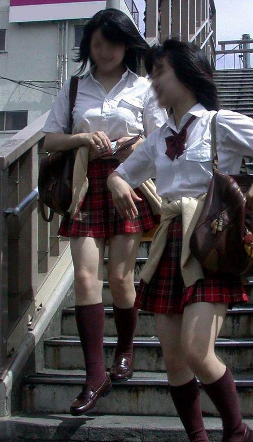 【三次・画像あり】 街で見かけた後ろ姿のJKって(*´Д`)ハァハァしちゃうよね! 54枚 part.28 No.30