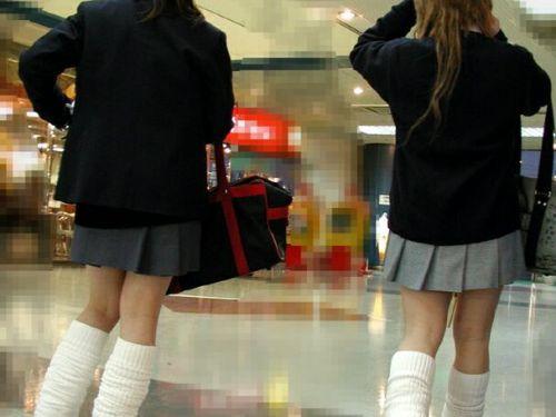 【三次・画像あり】 街で見かけた後ろ姿のJKって(*´Д`)ハァハァしちゃうよね! 54枚 part.28 No.38