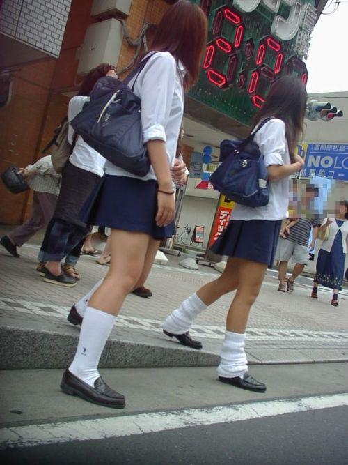 【三次・画像あり】 街で見かけた後ろ姿のJKって(*´Д`)ハァハァしちゃうよね! 54枚 part.28 No.39