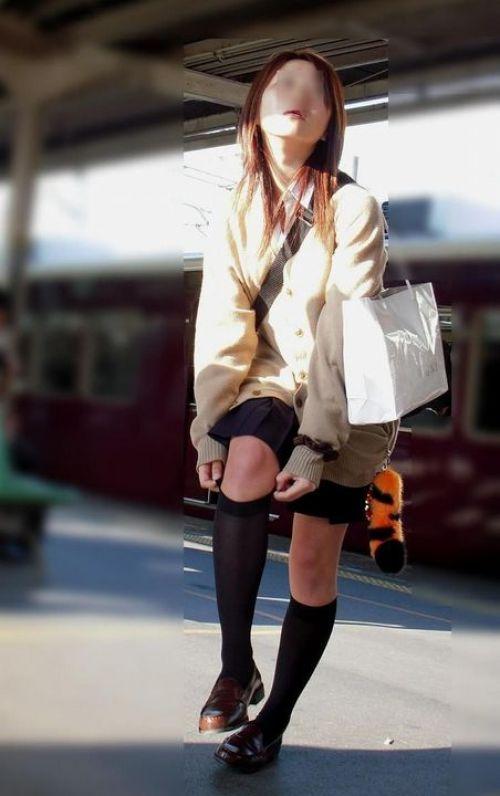 【三次・画像あり】 街で見かけた後ろ姿のJKって(*´Д`)ハァハァしちゃうよね! 52枚 part.30 No.4