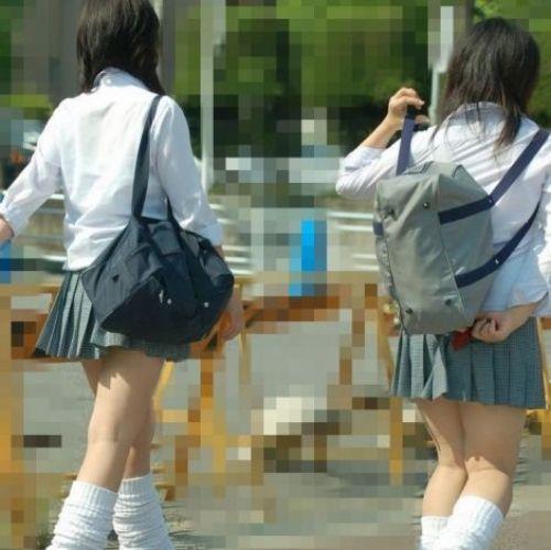 【三次・画像あり】 街で見かけた後ろ姿のJKって(*´Д`)ハァハァしちゃうよね! 52枚 part.30 No.22