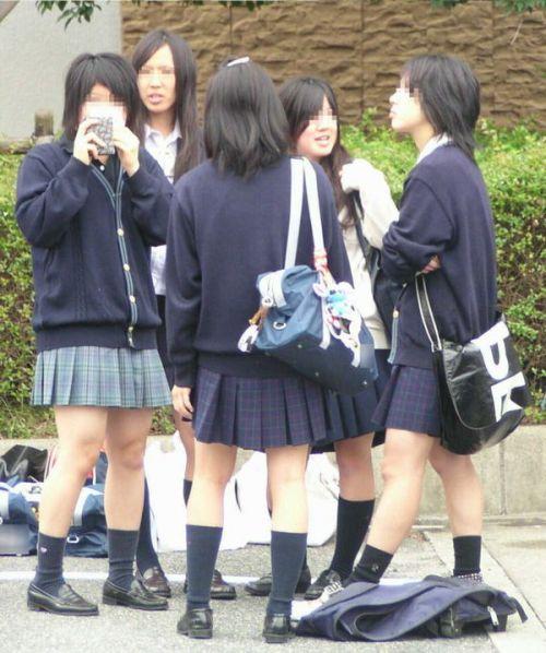 【三次・画像あり】 街で見かけた後ろ姿のJKって(*´Д`)ハァハァしちゃうよね! 52枚 part.30 No.27