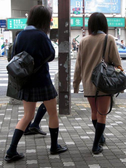 【三次・画像あり】 街で見かけた後ろ姿のJKって(*´Д`)ハァハァしちゃうよね! 52枚 part.30 No.28