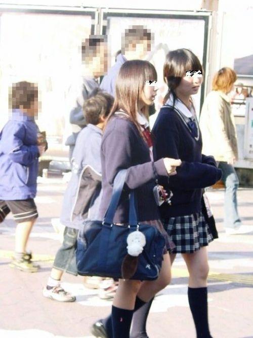 【三次・画像あり】 街で見かけた後ろ姿のJKって(*´Д`)ハァハァしちゃうよね! 52枚 part.30 No.35