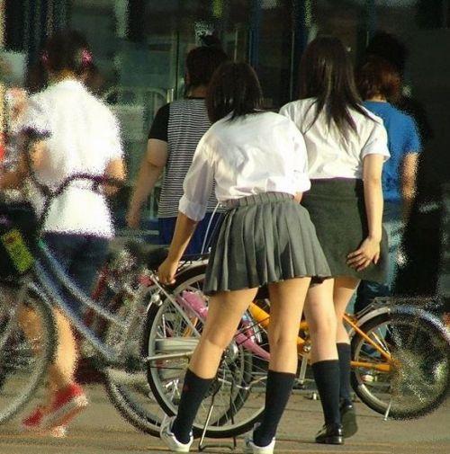 【三次・画像あり】 街で見かけた後ろ姿のJKって(*´Д`)ハァハァしちゃうよね! 52枚 part.30 No.37