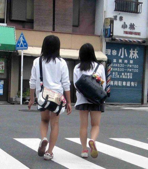 【三次・画像あり】 街で見かけた後ろ姿のJKって(*´Д`)ハァハァしちゃうよね! 52枚 part.30 No.44