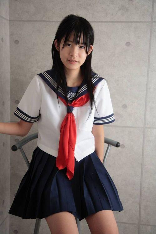 モデル系のかわいい制服姿のJK画像ください! 28枚 part.11 No.3