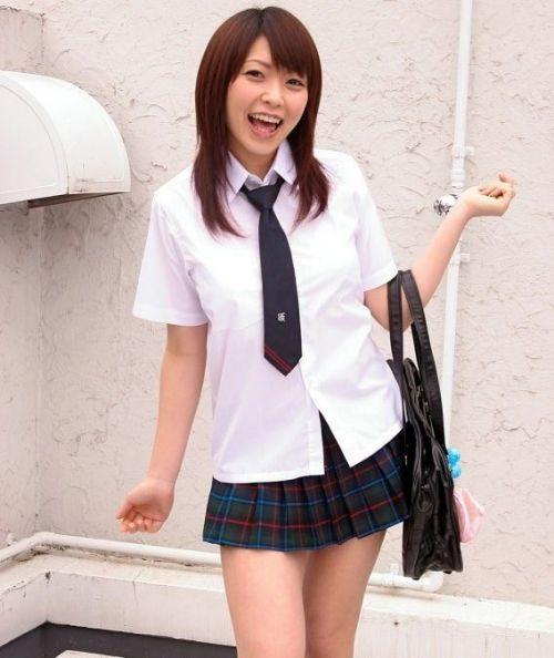 モデル系のかわいい制服姿のJK画像ください! 28枚 part.11 No.8