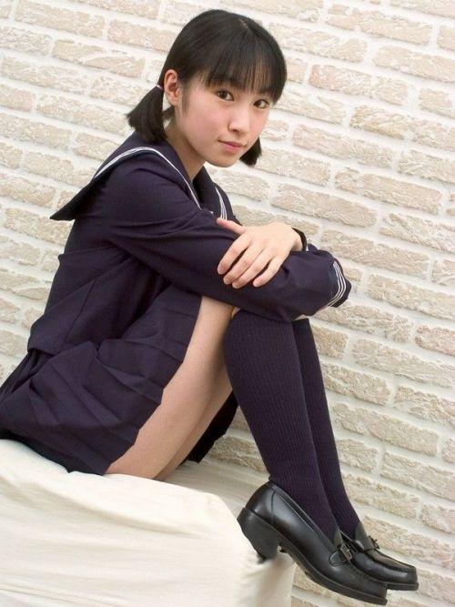 モデル系のかわいい制服姿のJK画像ください! 28枚 part.11 No.12