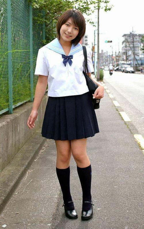 モデル系のかわいい制服姿のJK画像ください! 28枚 part.11 No.22