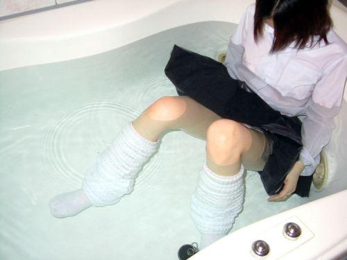【三次】 濡れて透けブラしちゃってるJK画像が集まるスレ! 22枚 part.4 No.4