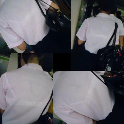 【三次】 濡れて透けブラしちゃってるJK画像が集まるスレ! 22枚 part.4 No.22
