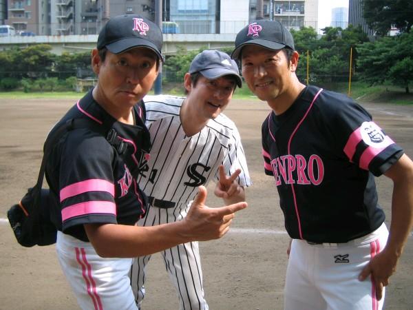 滝さん、志村さんと