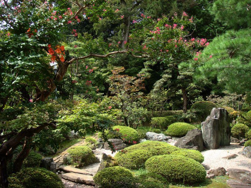 川越 喜多院の庭