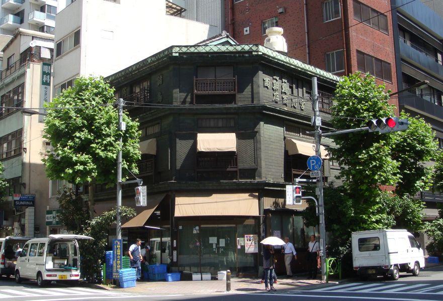 築地 宮川食鳥鶏卵商店