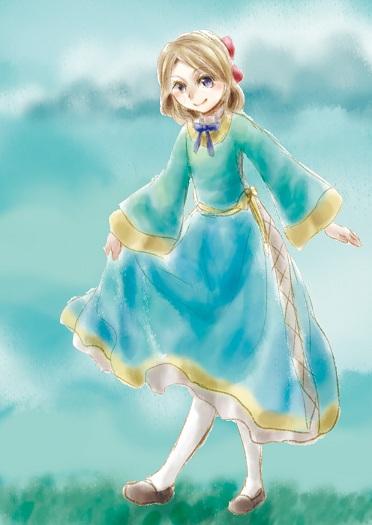 ヘタリア 仏姫