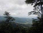 大杉山から