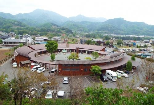 道の駅下仁田