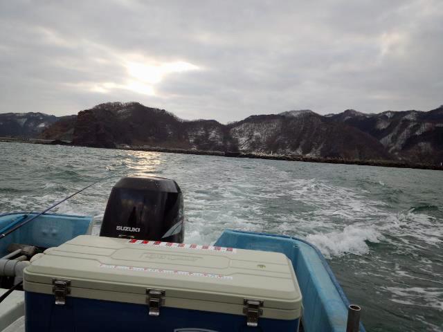2014日本海 黒メバル釣り (宝昌丸)