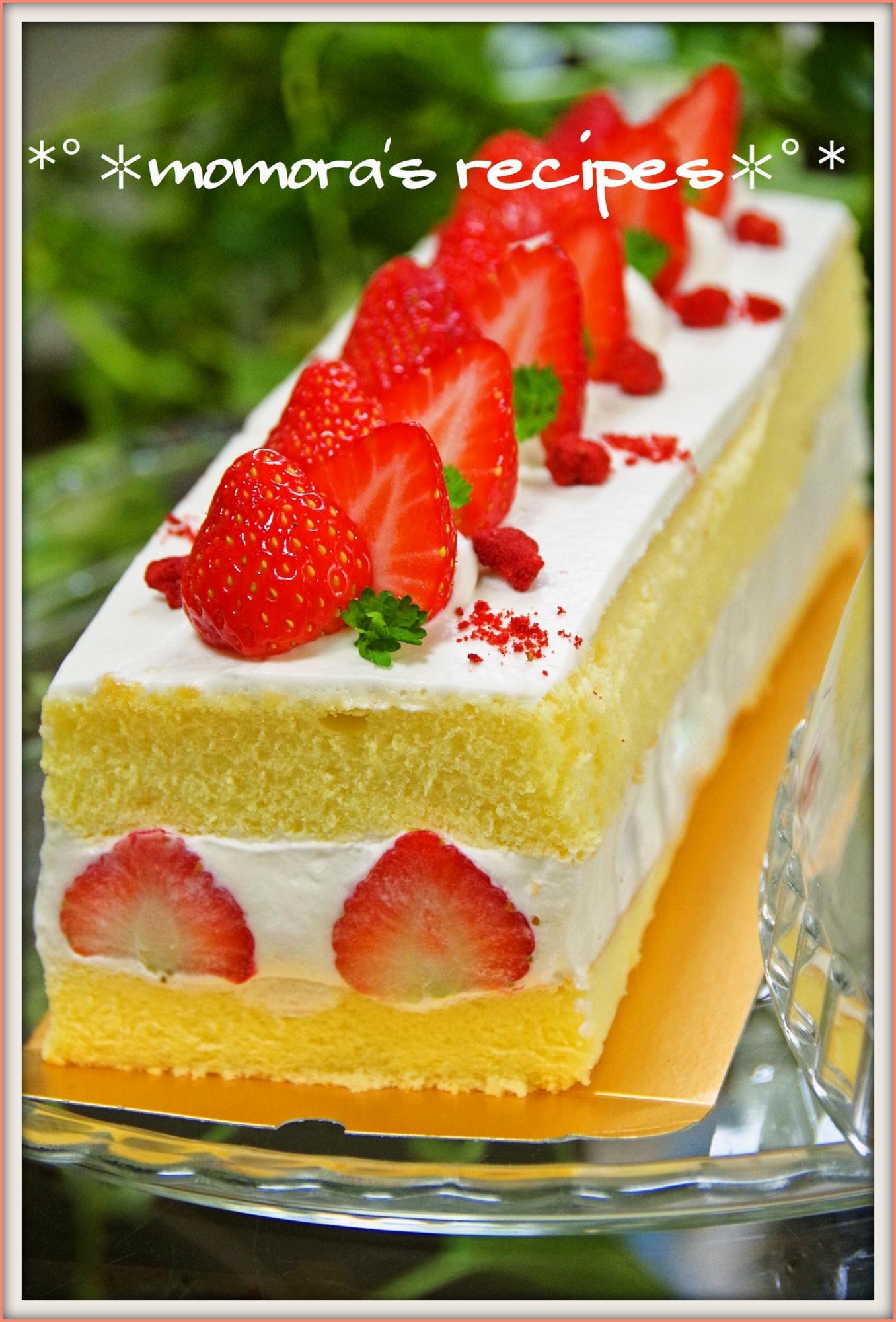 HM苺ショートケーキ