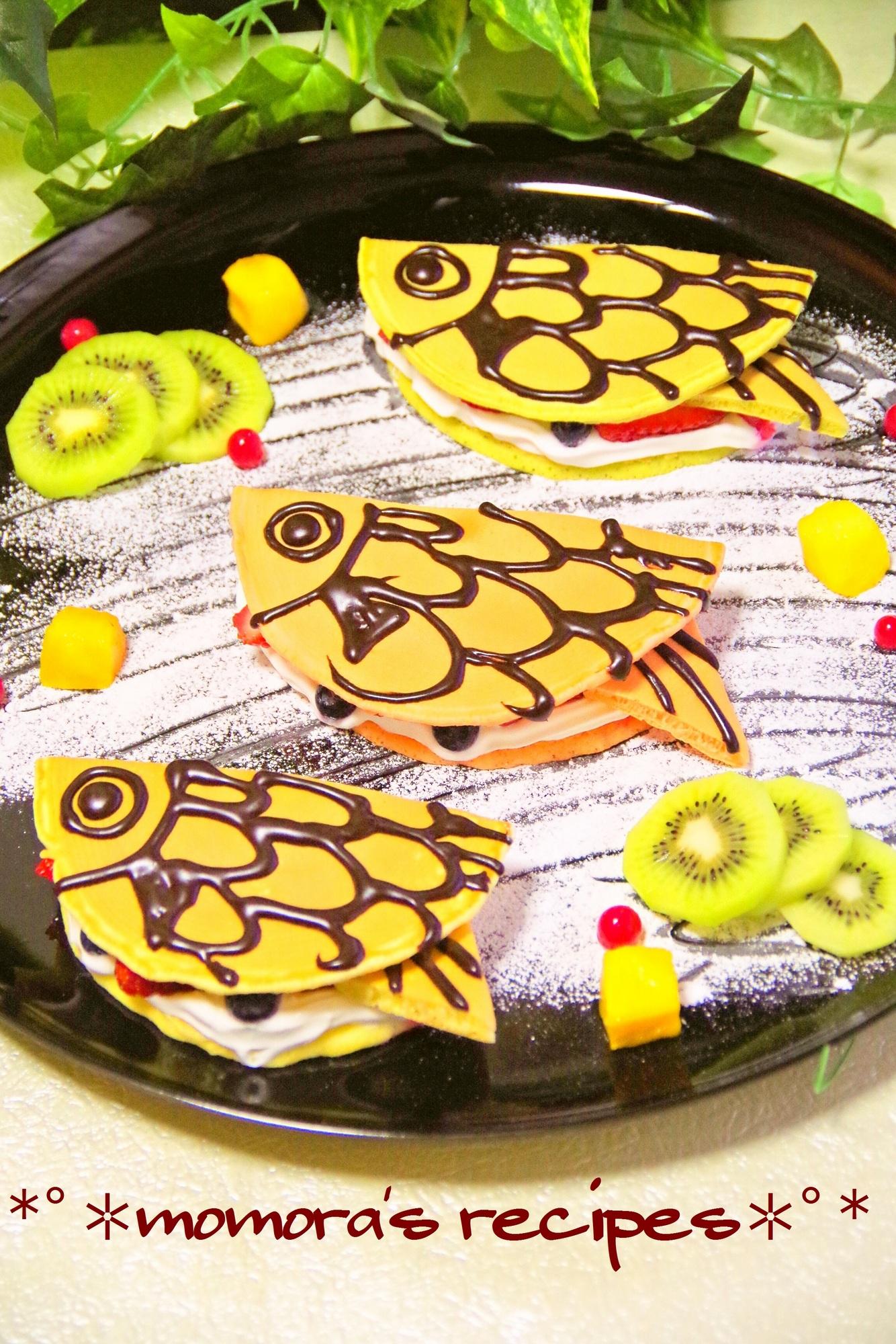 鯉のぼり パンケーキ