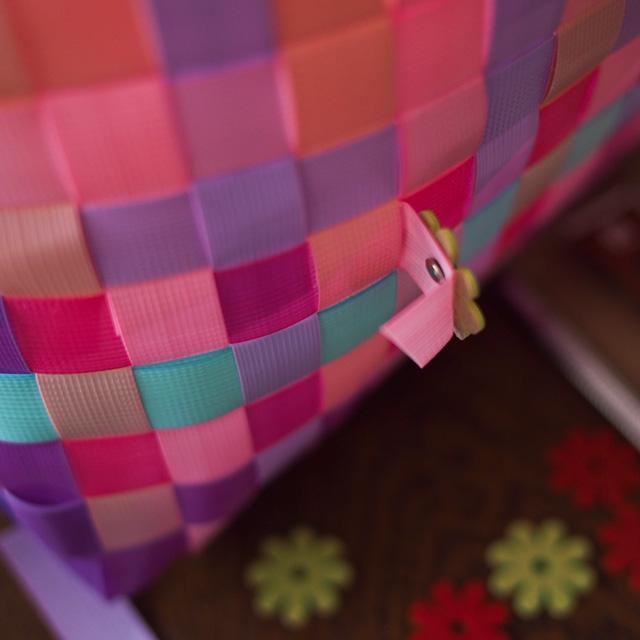 プラカゴと革のパーツのカスタマイズ