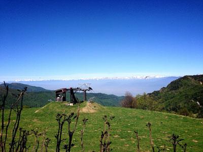 笠岳山開き12