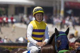 石川騎手の初勝利