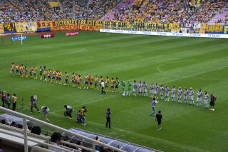 ユヴェントスOB vs ベガルタ仙台OB