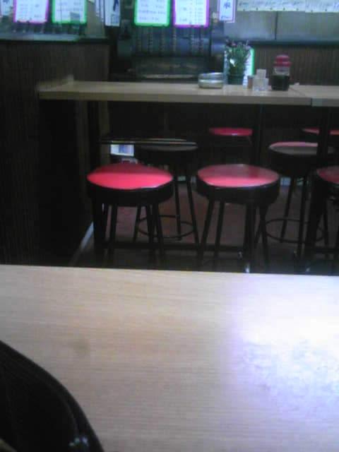 場末な食堂