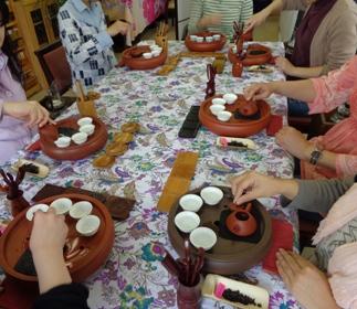 第13期 茶芸師講座  淹れ方実践
