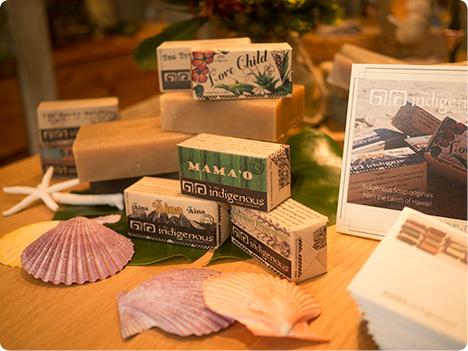 indigenous soap(インディジェナスソープ)