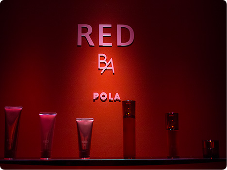 B.A RED 2014年10月4日発売