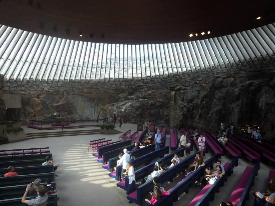 テンペリアウキオ教会6