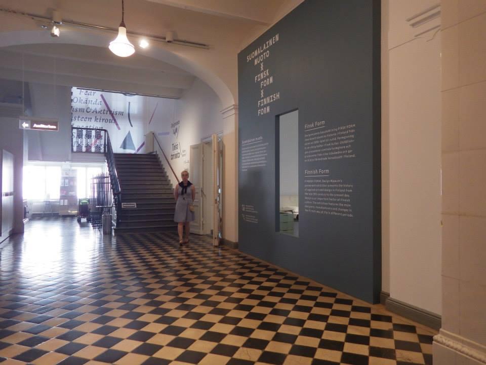 ヘルシンキデザイン博物館