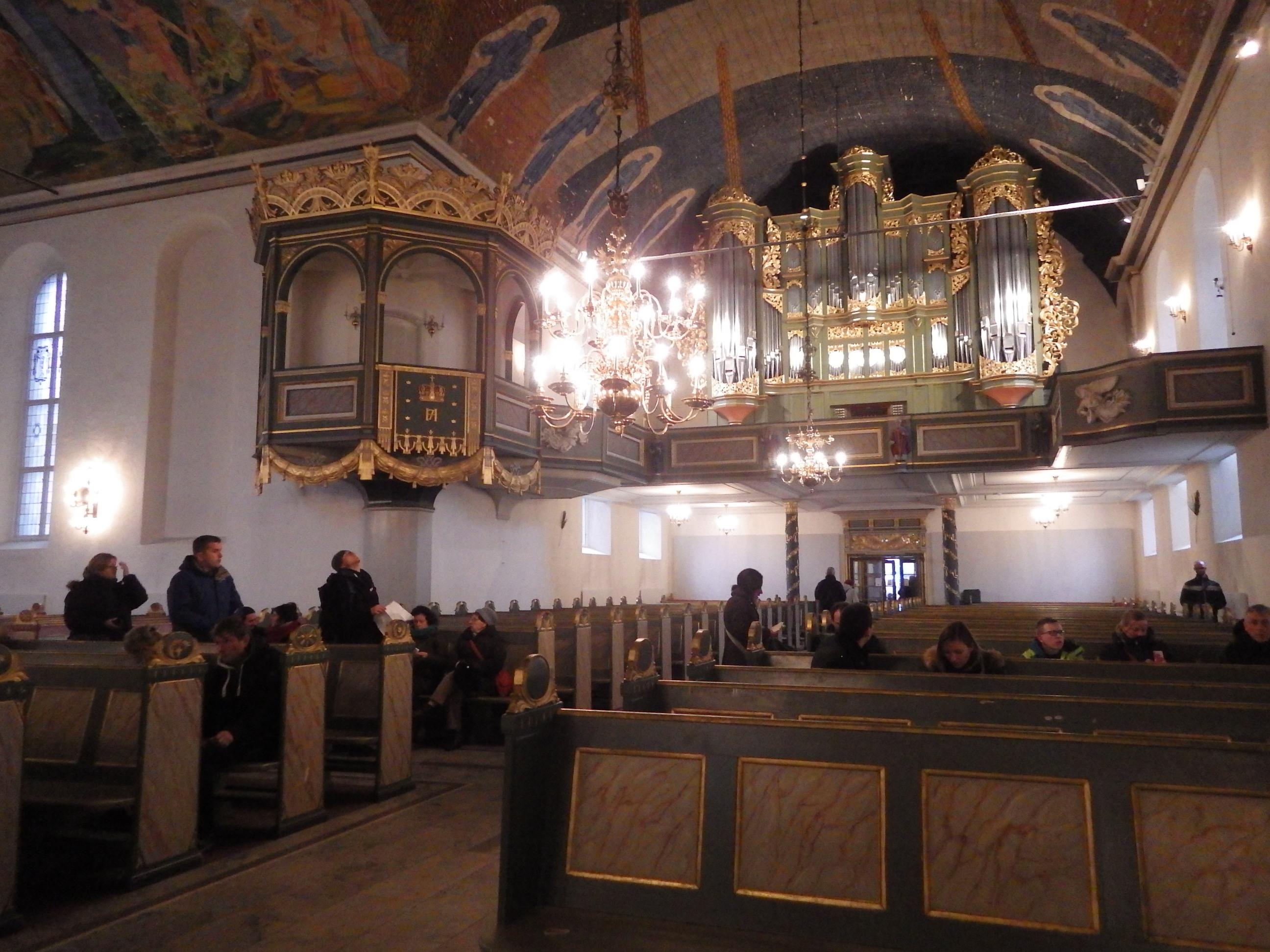 オスロ大聖堂6