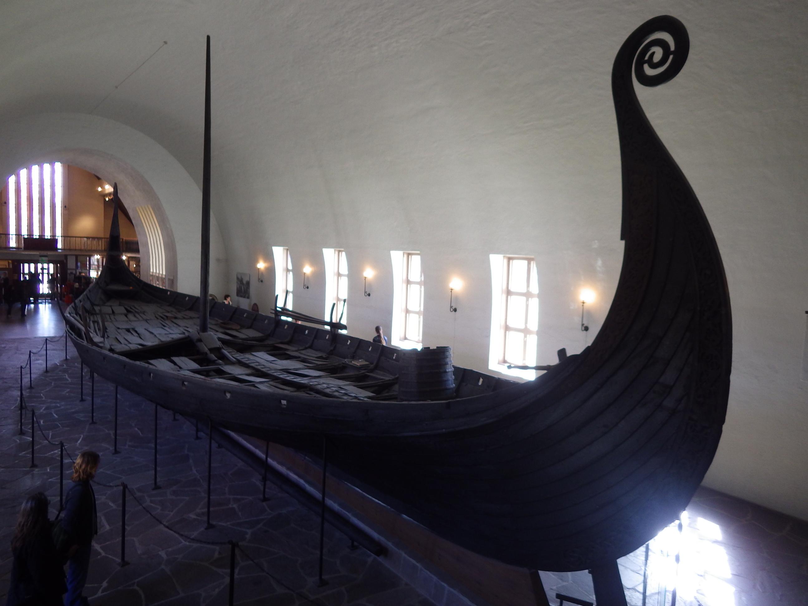 ヴァイキング博物館9