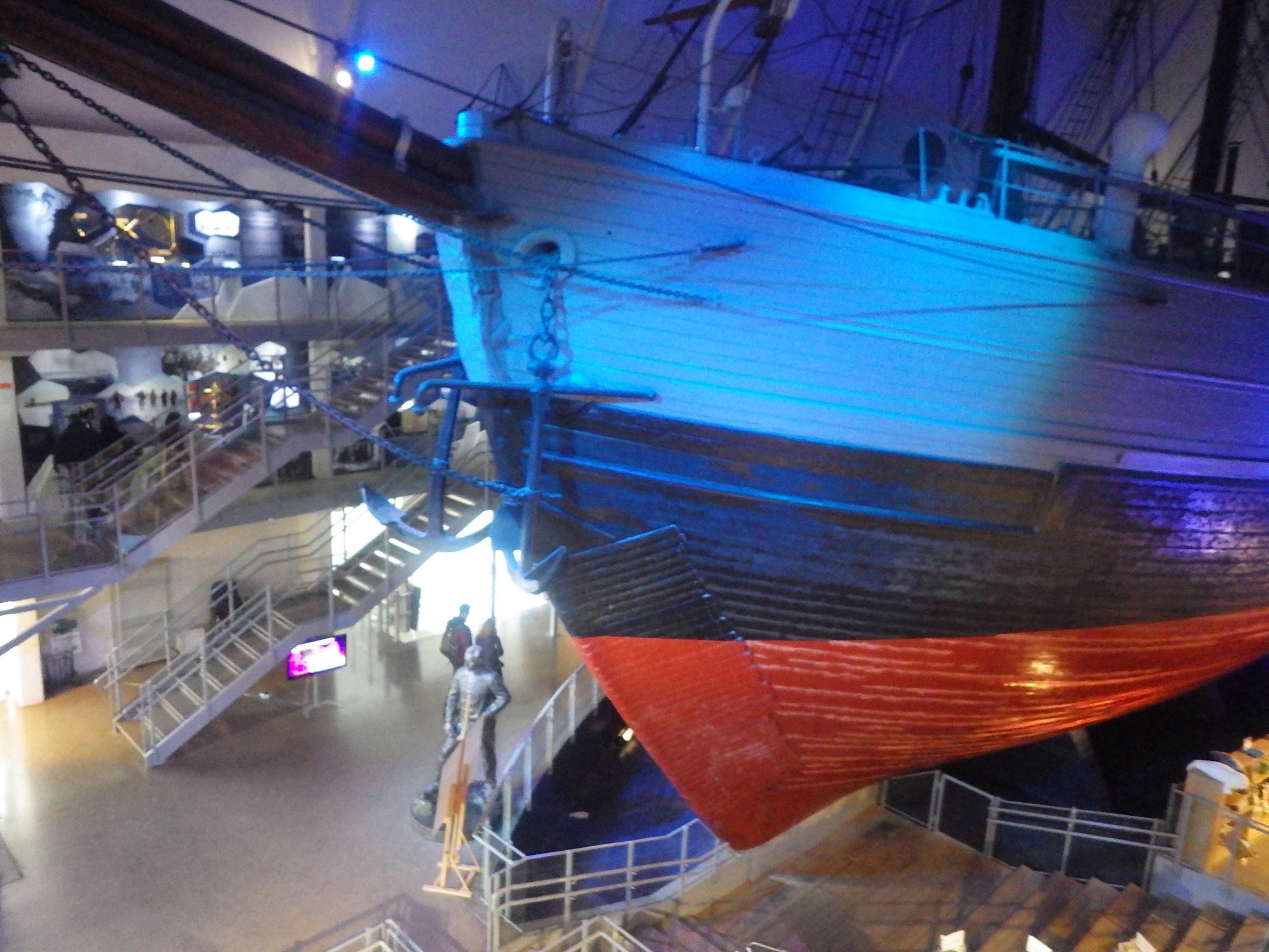 フラム号博物館11