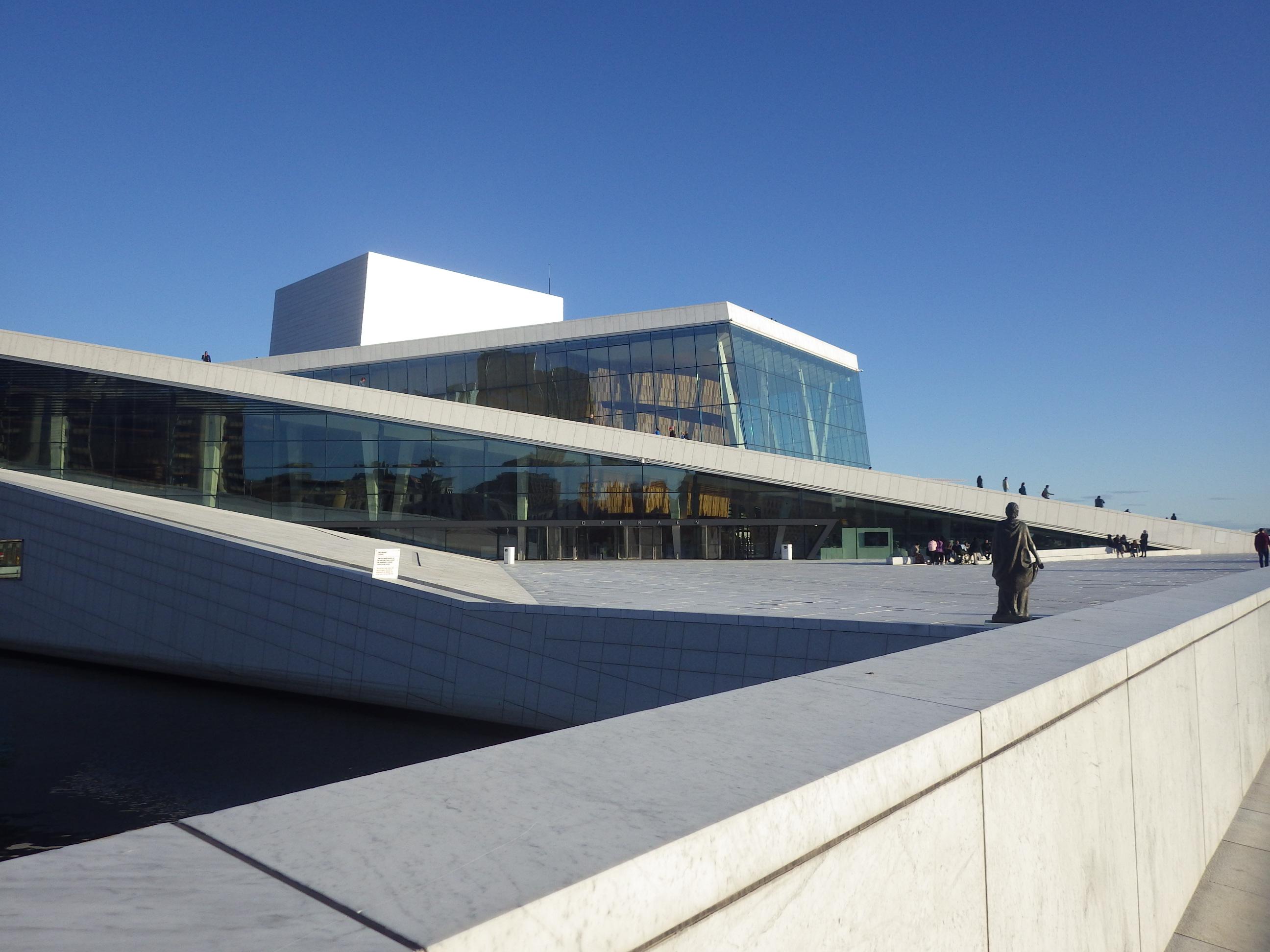 オペラハウス・オスロ2