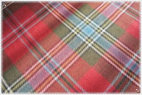 0304 Locharron of Scotland ストール-2