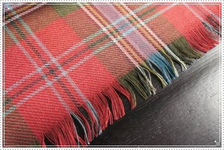 0304 Locharron of Scotland ストール-3