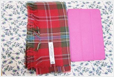 0304 Locharron of Scotland ストール-4
