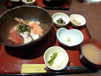 2014.8.27海鮮丼-1