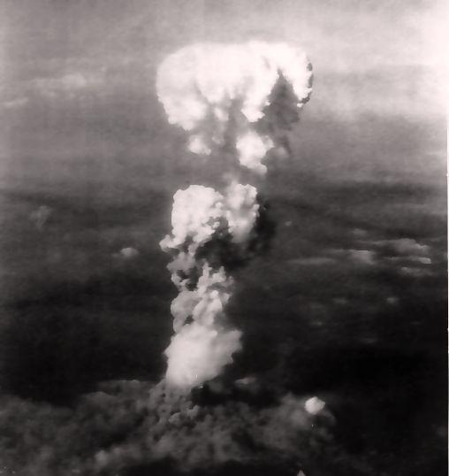 原爆キノコ雲