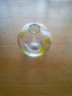 吹きガラス花瓶
