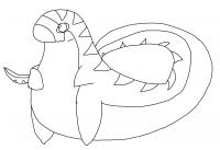 カナヘビ哉